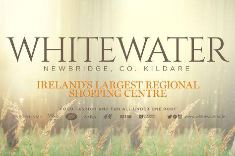 Whitewater Shopping Centre, Newbridge, Ireland