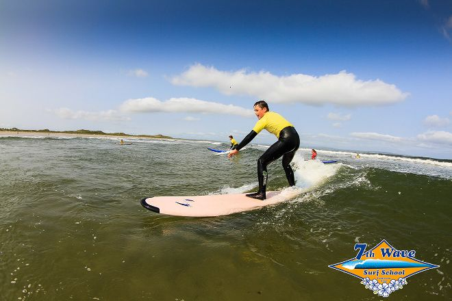7th Wave Surf School, Enniscrone, Ireland