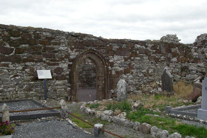 Annagh Church, Tralee, Ireland