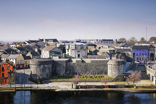Athlone Castle Visitor Centre, Athlone, Ireland