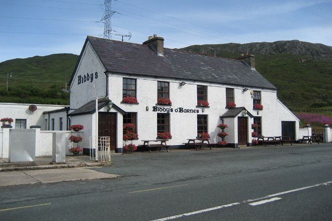 Biddy's O'Barnes, Donegal Town, Ireland