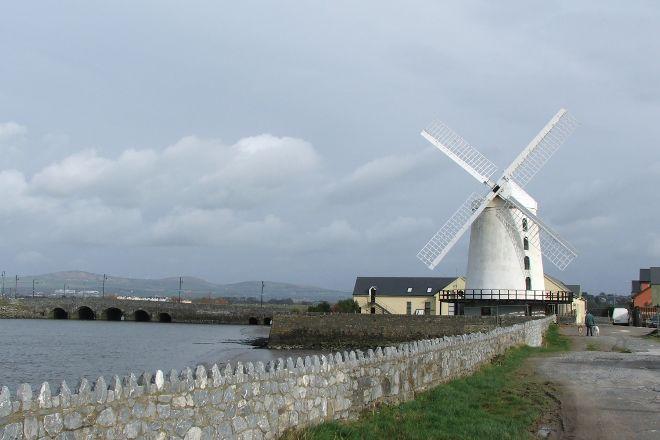 Blennerville Windmill, Tralee, Ireland