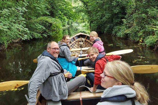 Boyne Boats Adventure, Drogheda, Ireland