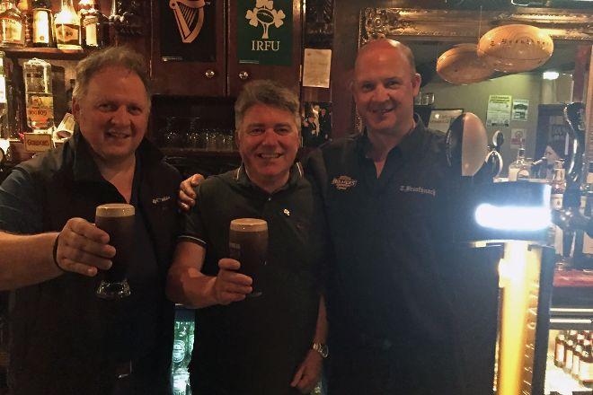 Breathnachs Bar, Ballina, Ireland