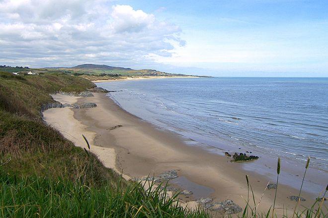 Brittas Bay, Wicklow, Ireland