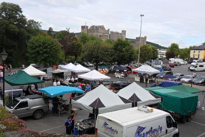 Cahir Farmers Market, Cahir, Ireland