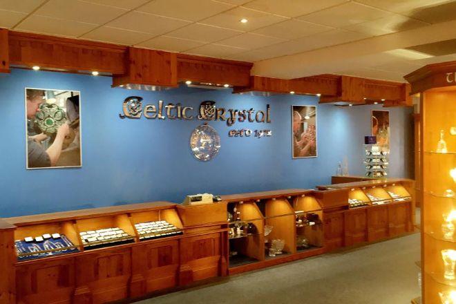 Connemara Celtic Crystal Visitor Centre, Moycullen, Ireland