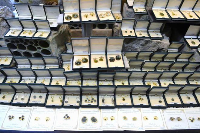 Connemara Marble Visitor's Center, Moycullen, Ireland