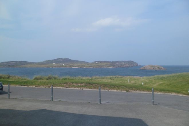 Cruit Island Golf Club, Kincasslagh, Ireland