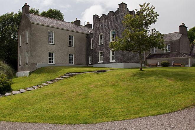 Derrynane House, Caherdaniel, Ireland