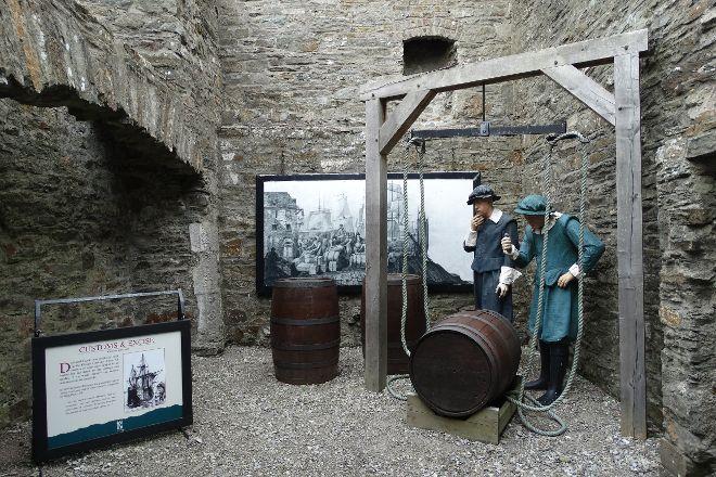 Desmond Castle & International Museum of Wine, Kinsale, Ireland