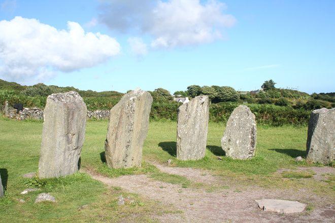 Drombeg Stone Circle, Skibbereen, Ireland