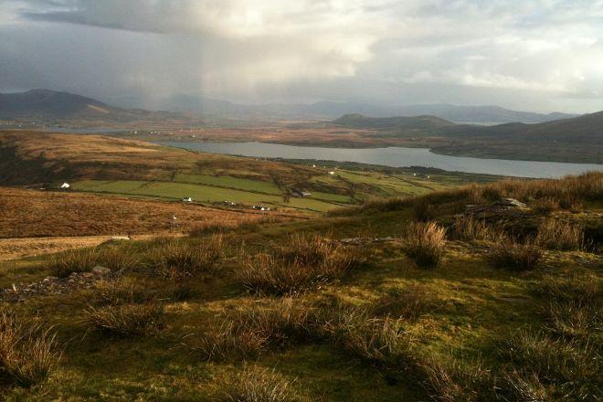 Geokaun Mountain and Cliffs, Valentia Island, Ireland