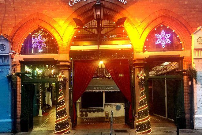 George's Street Arcade, Dublin, Ireland