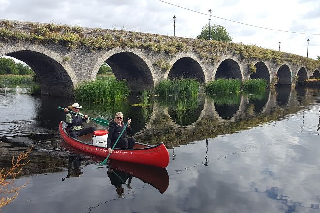 Go With The Flow - River Adventures, Kilkenny, Ireland
