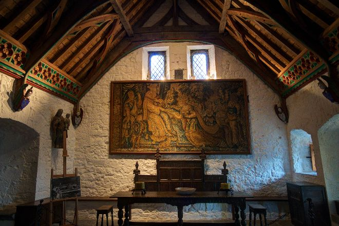 Hall of the Vicars Choral, Cashel, Ireland
