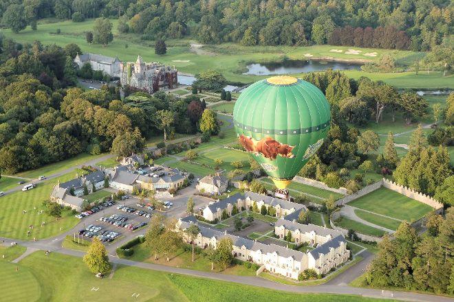 Irish Balloon Flights, Trim, Ireland