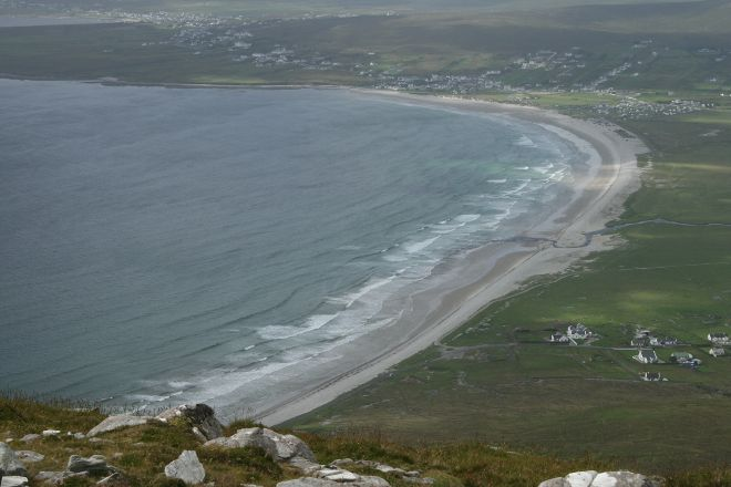 Keel Beach, Achill Island, Ireland