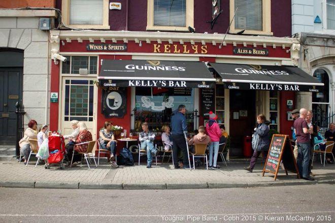 Kelly's Bar, Cobh, Ireland