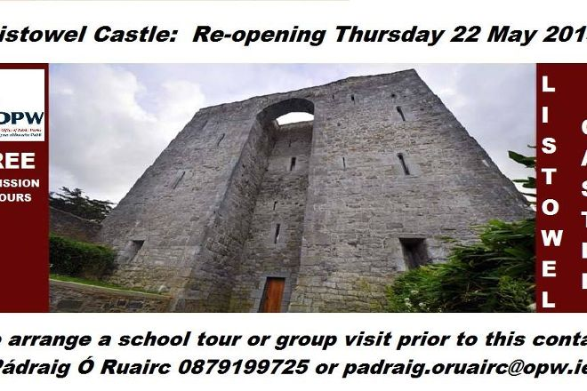Listowel Castle, Listowel, Ireland