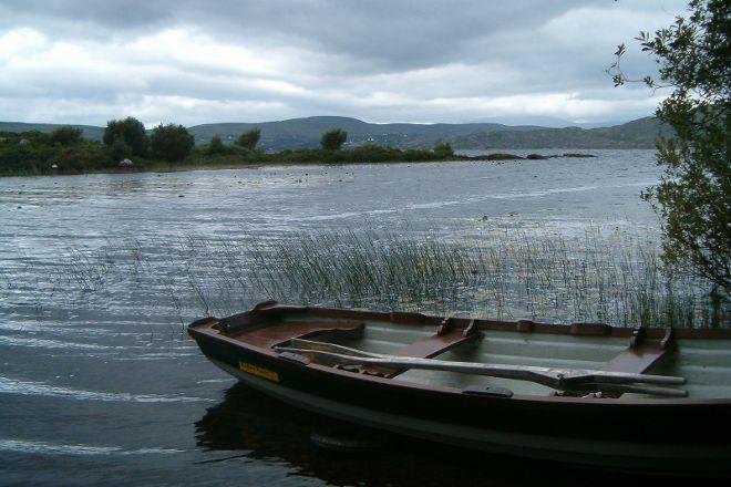 Lough Currane, Waterville, Ireland