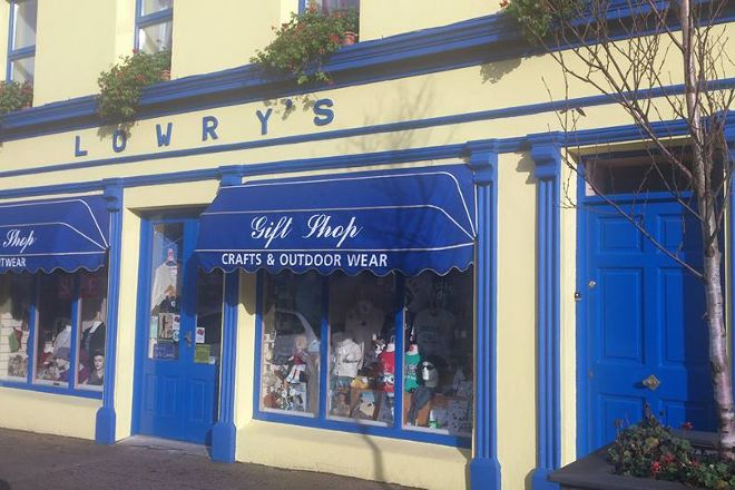 Lowry's Sweater & Gift Shop, Clifden, Ireland