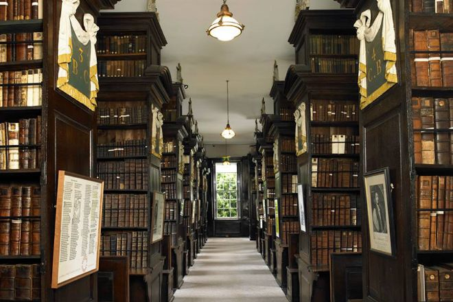 Marsh's Library, Dublin, Ireland