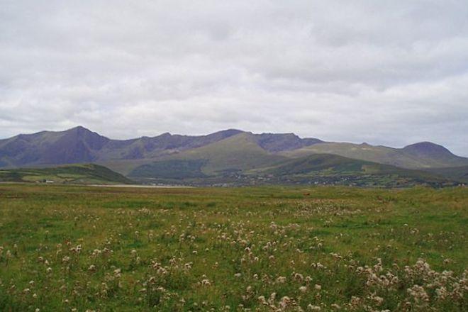 Mount Brandon, Dingle Peninsula, Ireland