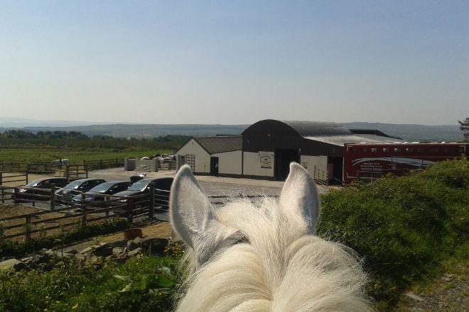 Mountain View Horse Riding Centre, Lisdoonvarna, Ireland