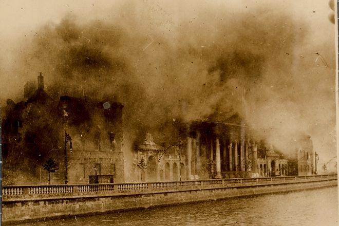 National Archives of Ireland, Dublin, Ireland