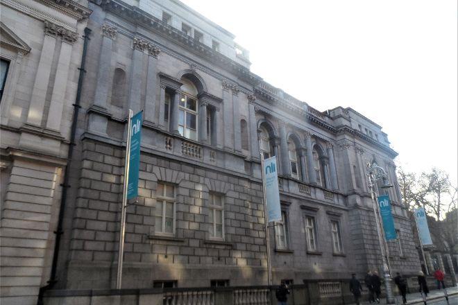 National Library of Ireland, Dublin, Ireland