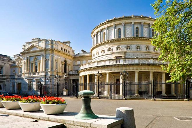 National Museum of Ireland - Archaeology, Dublin, Ireland