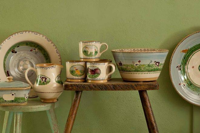 Nicholas Mosse Pottery, Kilkenny, Ireland