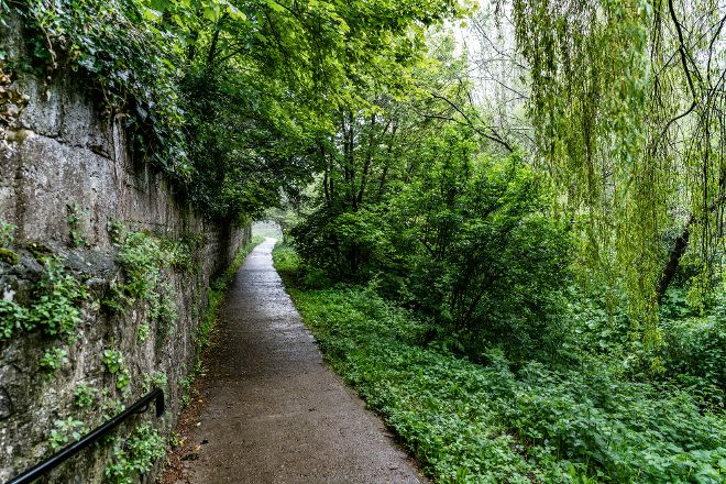 Nore Valley Walking Route, Kilkenny, Ireland