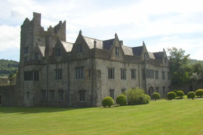 Ormond Castle, Carrick-on-Suir, Ireland