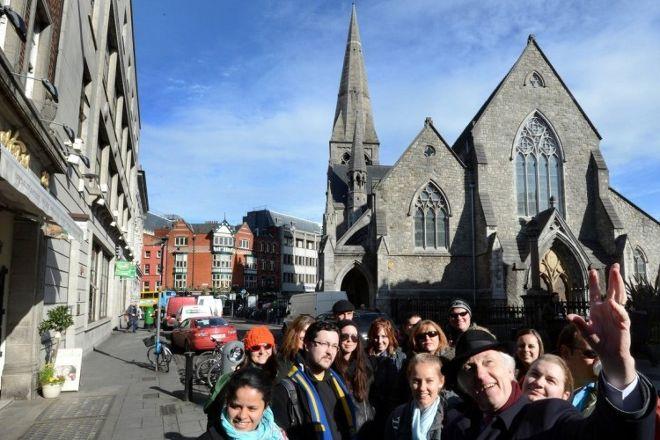 Pat Liddy's Walking Tours of Dublin, Dublin, Ireland