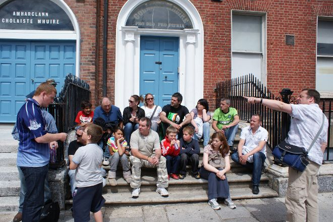 Rebel Tour of Dublin: The City That Fought an Empire, Dublin, Ireland