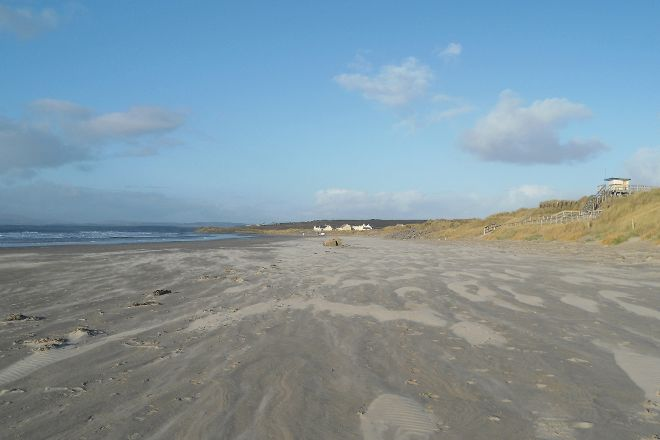 Rossnowlagh Beach, Rossnowlagh, Ireland