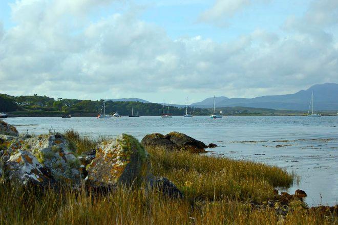 Roundstone Bay, Roundstone, Ireland