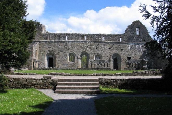 Royal Abbey of Cong, Cong, Ireland