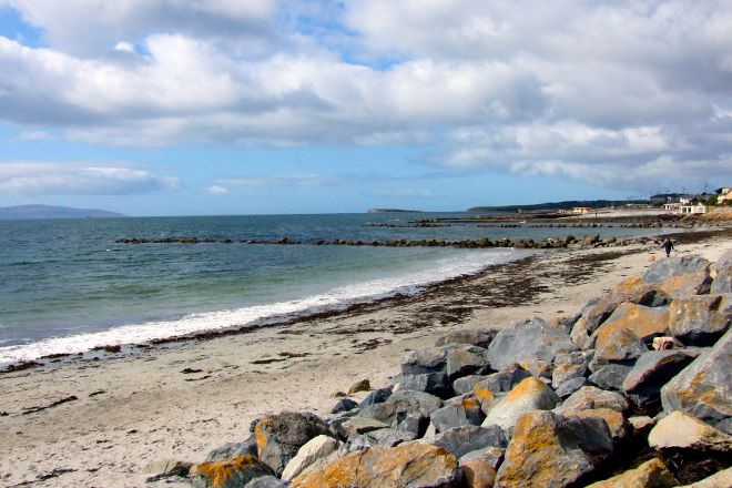 Salthill Beaches, Galway, Ireland