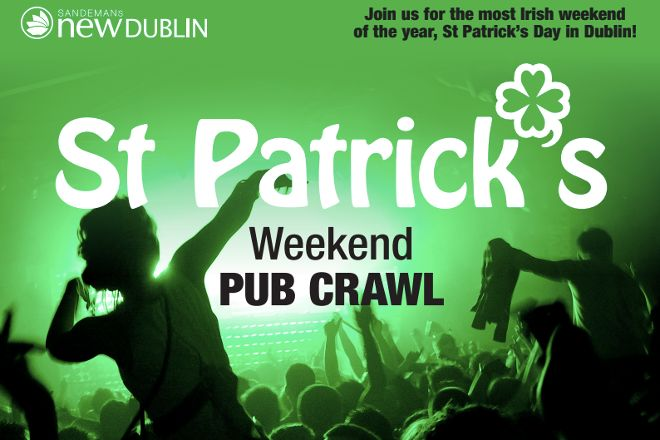 SANDEMANs NEW Dublin, Free Walking Tour, Dublin, Ireland