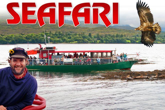 Seafari Cruises, Kenmare, Ireland