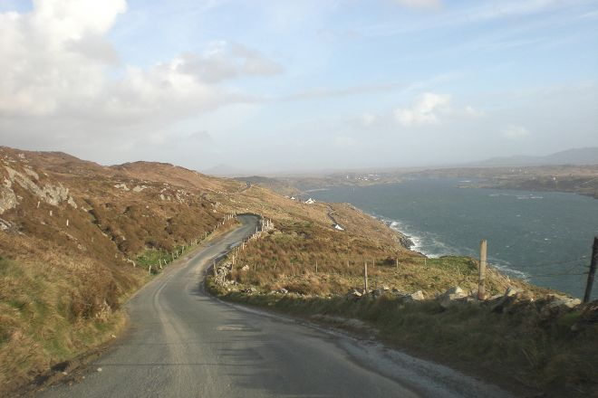 Sky Rd, Clifden, Ireland