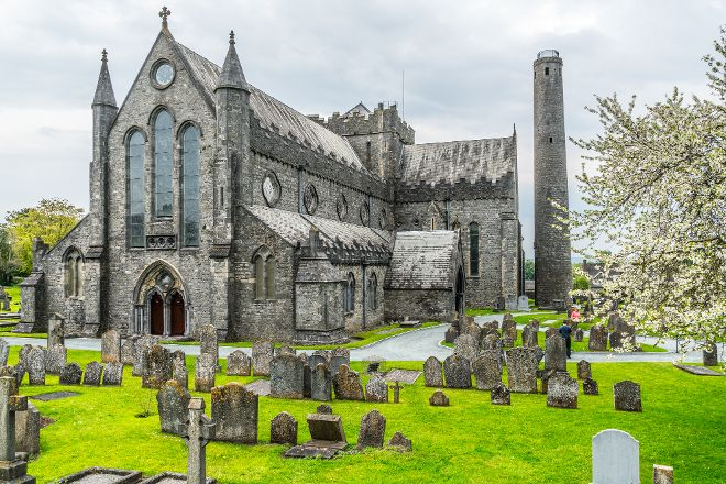 St. Canice's Cathedral & Round Tower, Kilkenny, Ireland