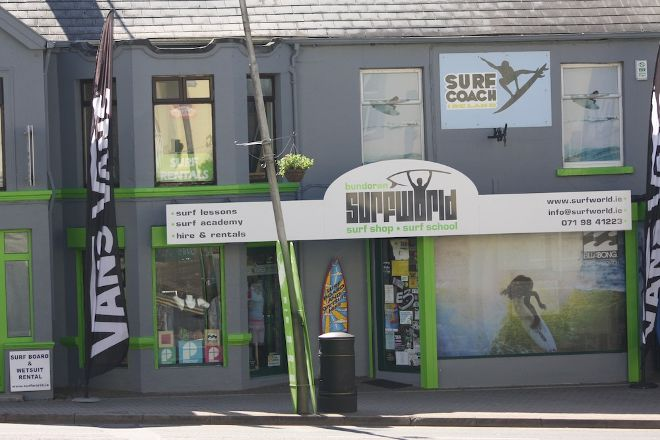 Surfworld Bundoran, Bundoran, Ireland