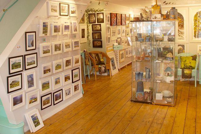 The Art House, Dunfanaghy, Ireland