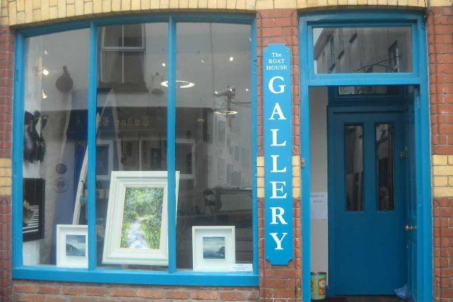 The Boathouse Gallery, Kinsale, Ireland