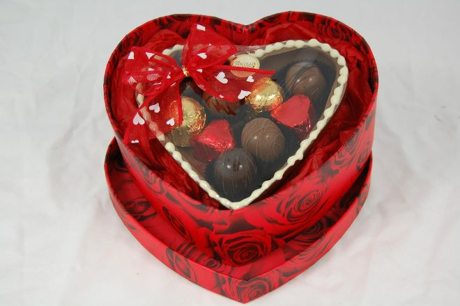 The Chocolate Garden of Ireland, Tullow, Ireland