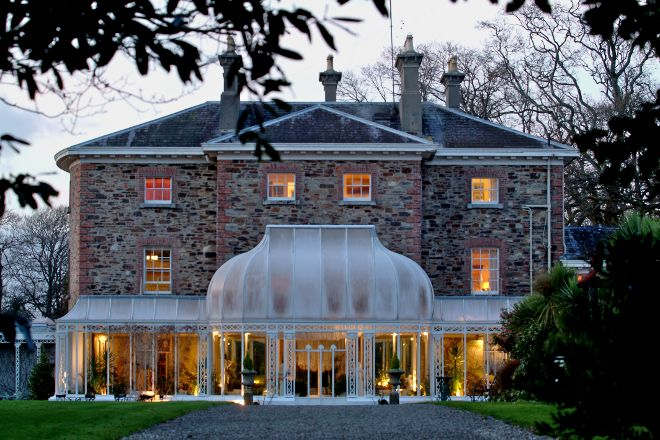 The Gardens at Marlfield House and The Duck Restaurant, Gorey, Ireland